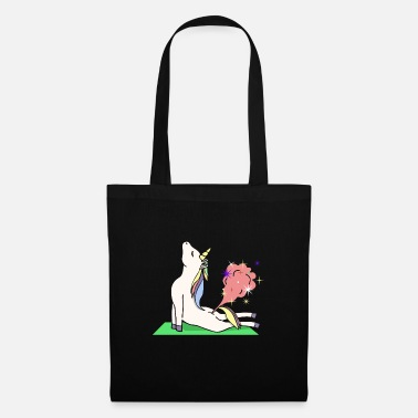 Smell Unicorn Farting Rainbow Stars - Tote Bag
