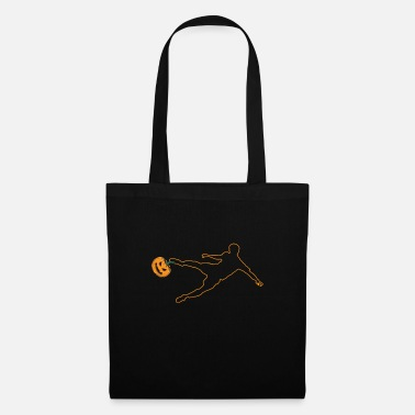 Night Of The Witches Soccer - Tote Bag