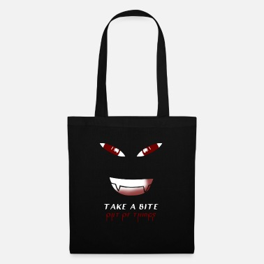Tooth vampire - Tote Bag