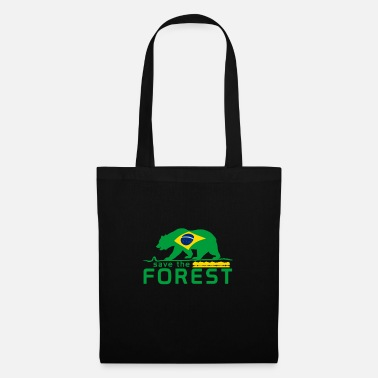Samba Brazil gift jungle amazon holidays - Tote Bag