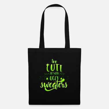Typo Sweet And Twisted - Tote Bag