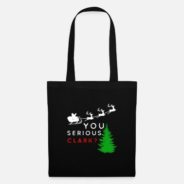 Best Best Selling Are you Serious Clark Christmas - Tote Bag