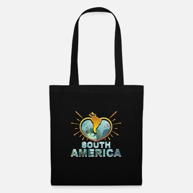 South America South America - Tote Bag