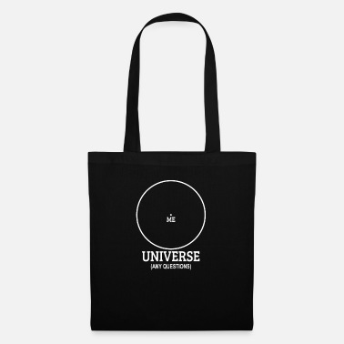 Milky Way Universe planets - Tote Bag