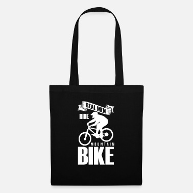 Mountain Bike Mountain bike e-bike bicycle bike cycling business - Tote Bag