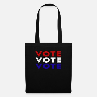 Vote Vote! Vote, Vote, - Tote Bag