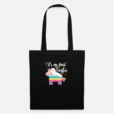 Bridesmaid Let's Get Smashed It's My Final Fiesta Team Bride - Tote Bag