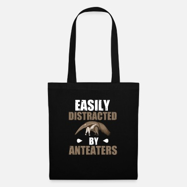 Funny Giant Anteater Ants Endangered Animals Gift - Tote Bag
