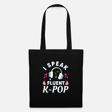 Kpop Fan KPop Design for a KPop Fan - Tote Bag