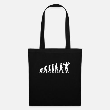 Anabolic Steroids Bodybuilding Pose Fitness Gym Muscles Hypertrophy - Tote Bag