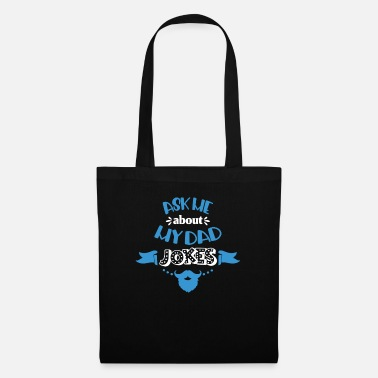 Evening Dad, Cool, Father's Day, Gift Idea, Birthday - Tote Bag