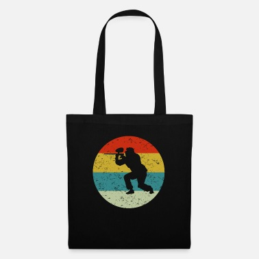 Magic paintball vintage style - Tote Bag
