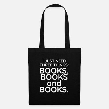 Book Books, books and books - Tote Bag