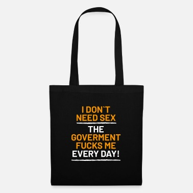 Government The government - Tote Bag