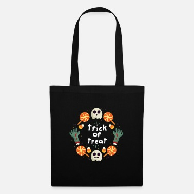 Trick Or Treat Trick or Treat / Trick or Treat - Tote Bag