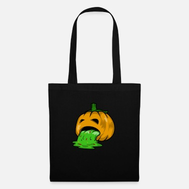 Halloween Puking Halloween Pumpkin Shirt - Kangaskassi