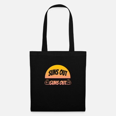 Training, biceps and sun - Tote Bag