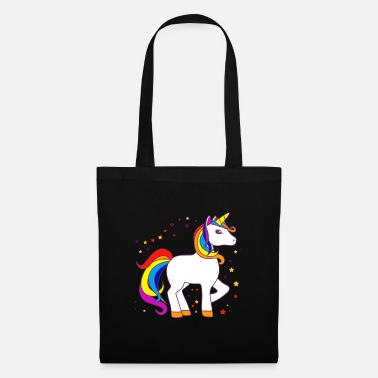 Funny Unicorn Cheval Unicorn Magical Funny Sayings - Sac en tissu