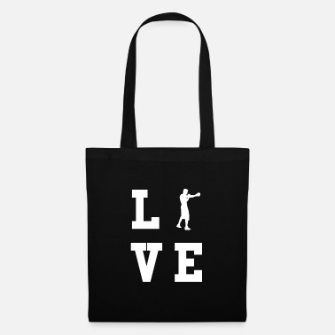 Fist Boxing Love - Tote Bag