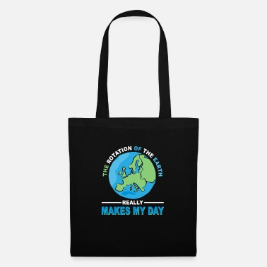 Rotation Rotation of the earth - Tote Bag