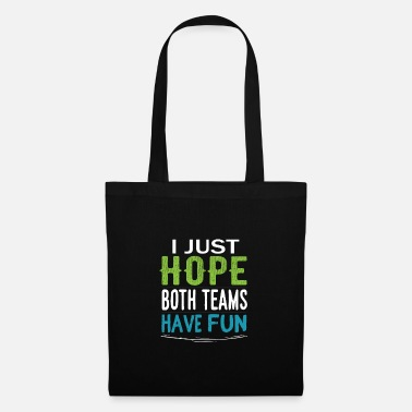 Field Hockey Womens Funny Costume Cheer For Cheerleading - Tote Bag