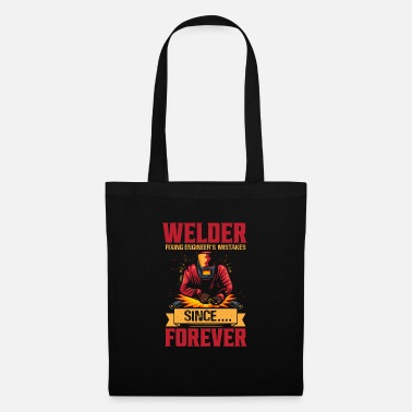Funnier Welders repair engineer's faults ever - Tote Bag