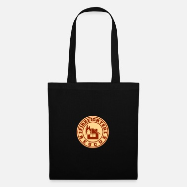 Rescue Firefighter rescue - Firefighter rescue - Tote Bag