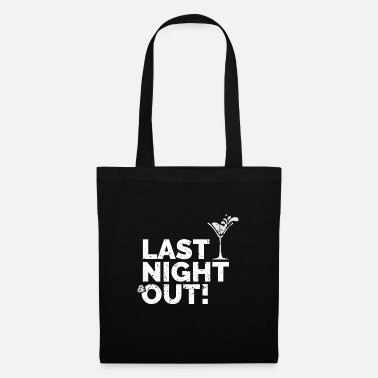Stag Do JGA - Last Night Out - hen party - Tote Bag