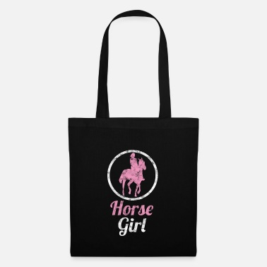Pony Horse girl - Tote Bag