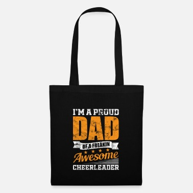 Squad Cheerleading Dad - Tote Bag