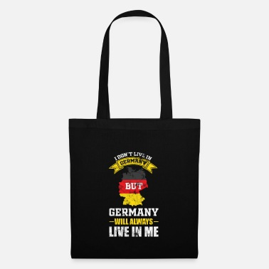 Federal State Germany Federal Gift - Tote Bag