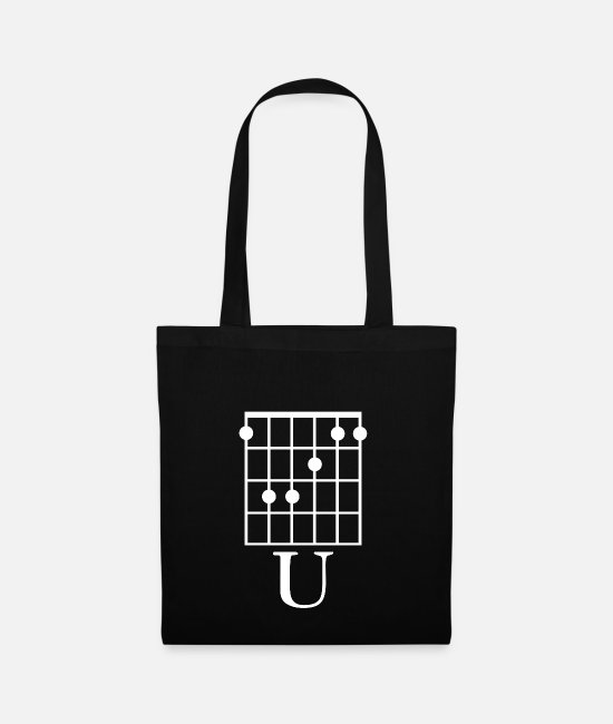 Guitar Bags & Backpacks - Guitar - Guitarist - Gift - Tote Bag black