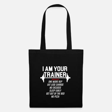 Trainer Personal trainer - Tote Bag