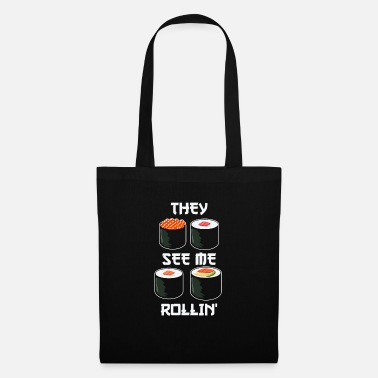 Sushi Art sushi - Tote Bag