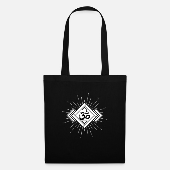 Enlightenment Bags & Backpacks - Goa - Tote Bag black