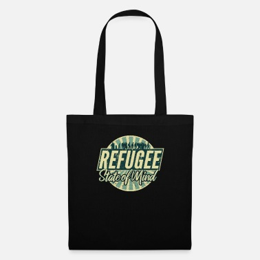 Refugees refugee - Tote Bag