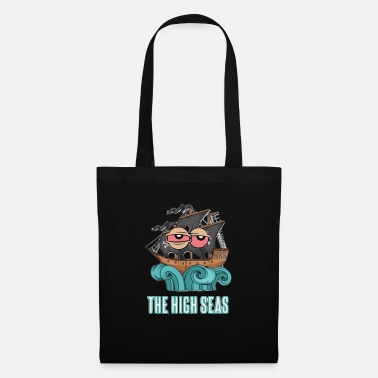 High Seas The High Sea - Tote Bag