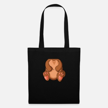 Teddy Grizzly Bear Halloween Costume Cute Animal Lovers - Tote Bag