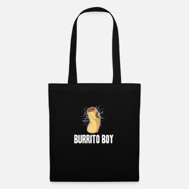 Pizza Burrito Boy Cool Mexican Pizza Taco Food Eater - Tote Bag