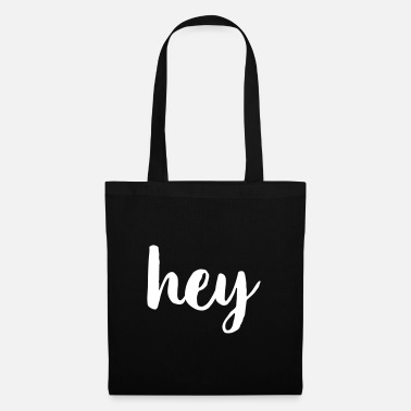 Part Of Speech hey I hello I welcome gift - Tote Bag