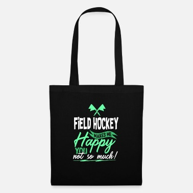 Field Field Hockey - Field Hockey - Tote Bag