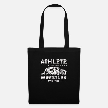 Wrestlers by conviction | athletic gift - Tote Bag