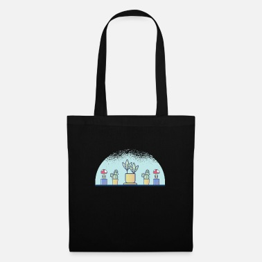 Plant-grounds plants - Tote Bag