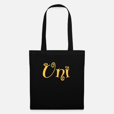Uni Uni University Uni - Tote Bag