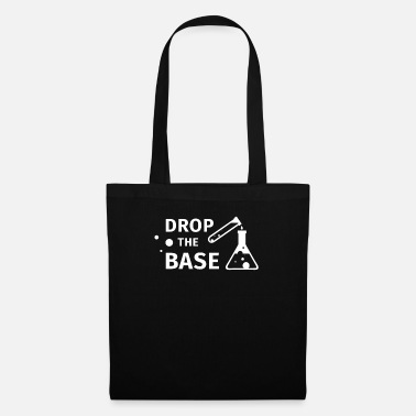 Voice Drop The Base, Funny Gift for him her, Wifey - Tote Bag