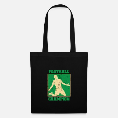 Cool Football Champ - Tote Bag