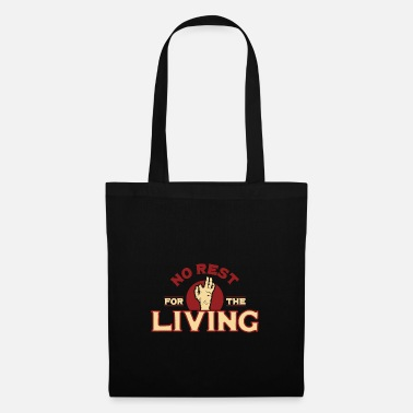 Present Zombie Living - Tote Bag