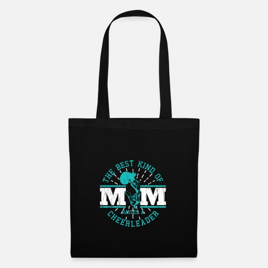 Gift Idea Bags & Backpacks - Cheerleader Cheer Dance Gift - Tote Bag black
