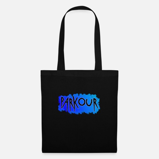 Parkour Bags & Backpacks - Parkour - Tote Bag black
