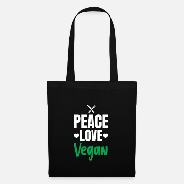 Minute Peace love - Tote Bag